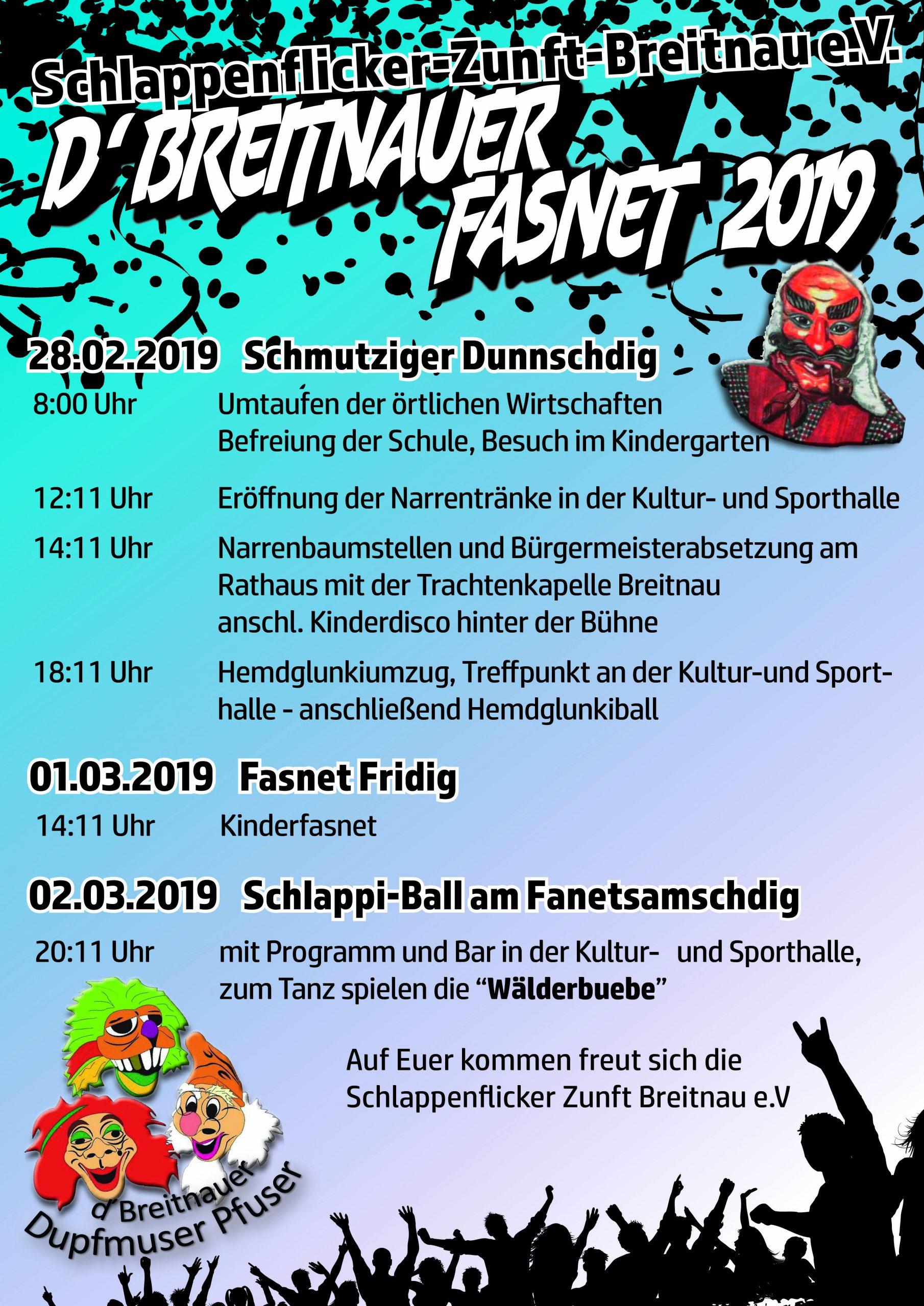 Fasnet 2019